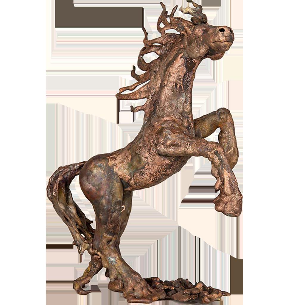 Kupferpferd